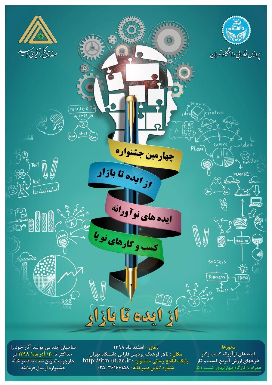 از ایده تا بازار ( شناسایی ، انتخاب و حمایت از ایده های نوآورانه کسب و کار دانشجویی)